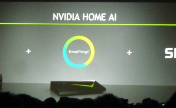 CES 2017 Keynote NVidia