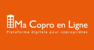 Logo Ma Copro En Ligne Orange