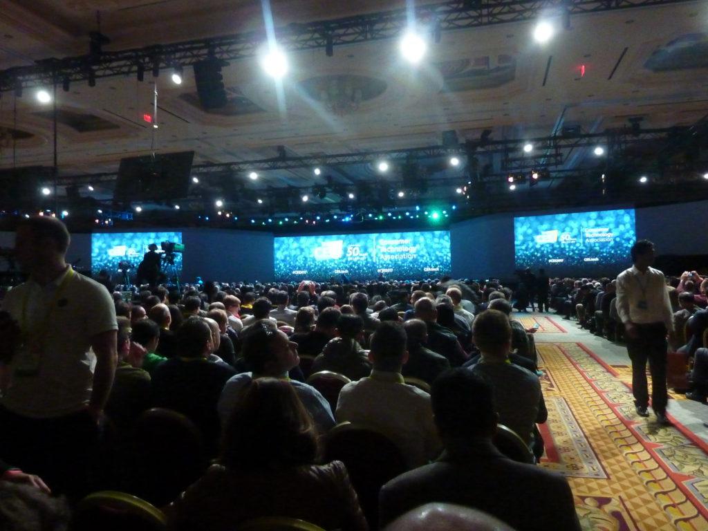 CES 2017 NVIDIA keynote