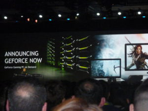 NVIDIA annonce GeForce Now