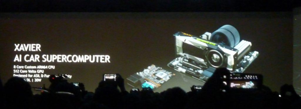 Xavier, le super ordinateur