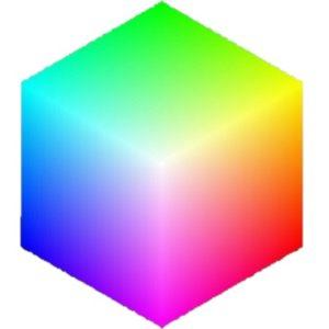 carre de couleur