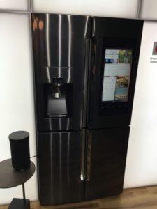 Le réfrigérateur intelligent par Samsung